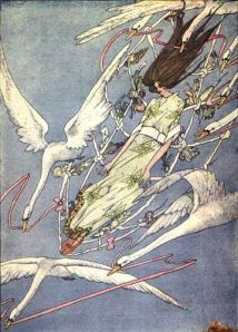Harry Clarke - The Wild Swans