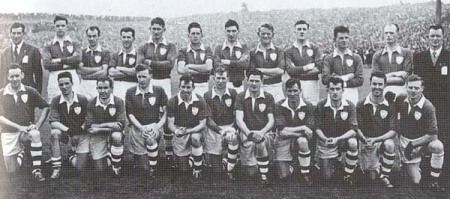 Louth All-Ireland Champions 1957