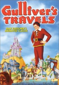 Gulliver's Travels promotional poster