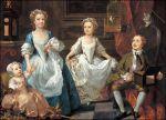 the eighteenth-century family- hogarth