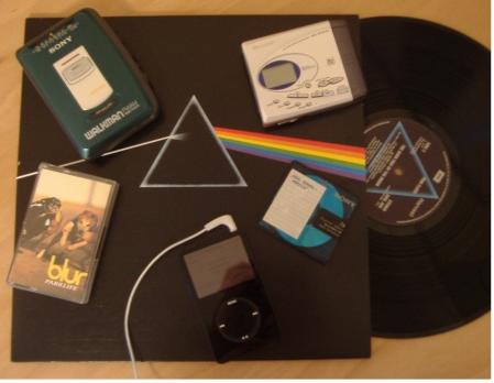 Walkman - history in reverse