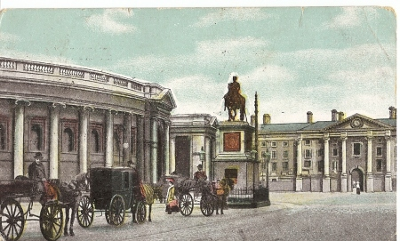 College Green 2 Postcard