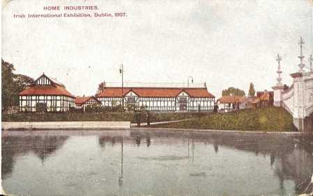 International Exhibition Postcard