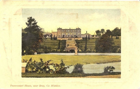 Powerscourt Postcard