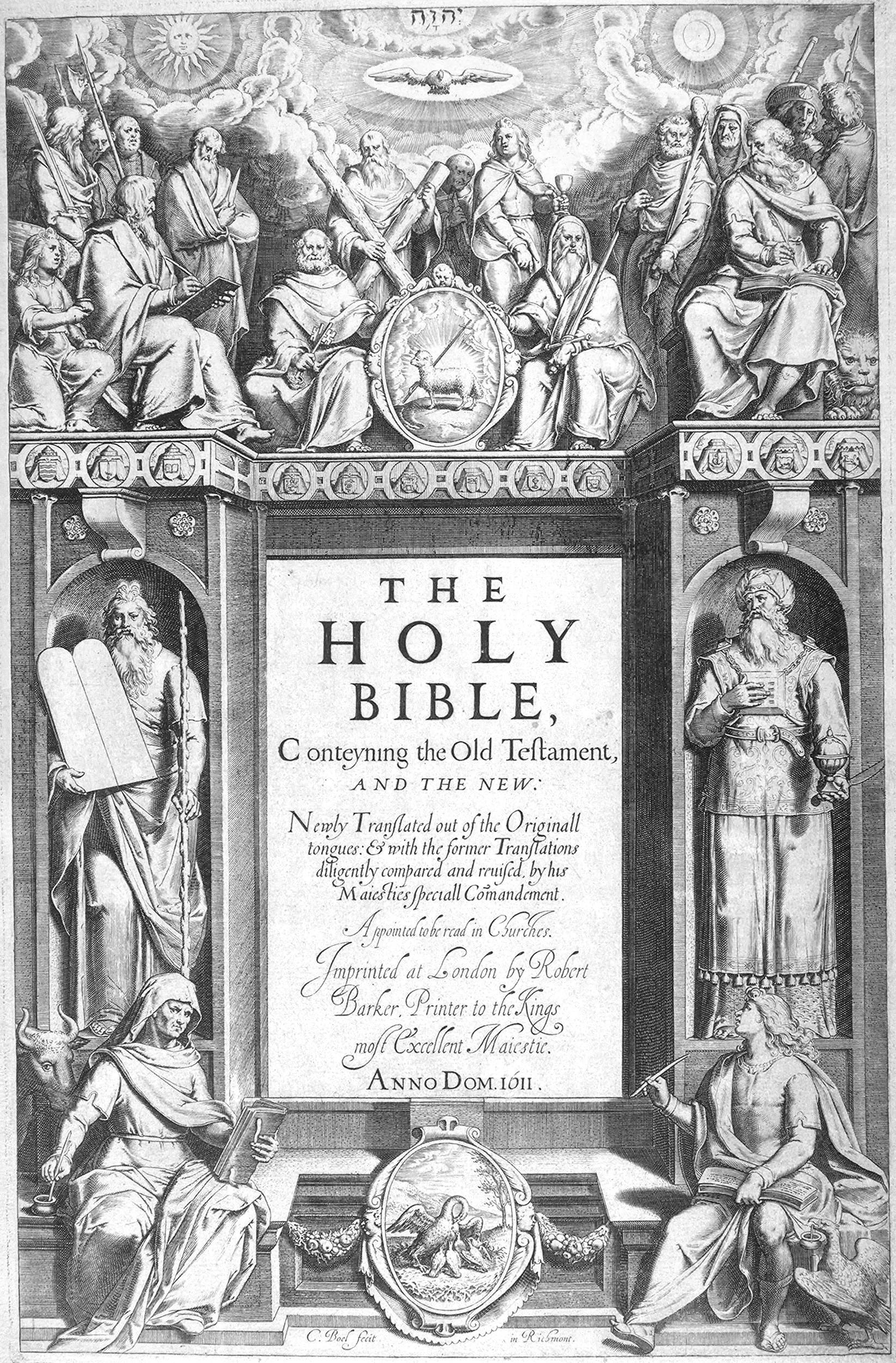 The Story of the King James Bible | Pue's Occurrences